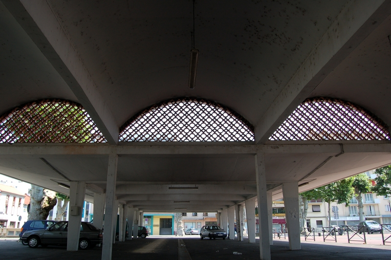 Architecture dans les hautes pyr n es - Claustra brique rouge ...